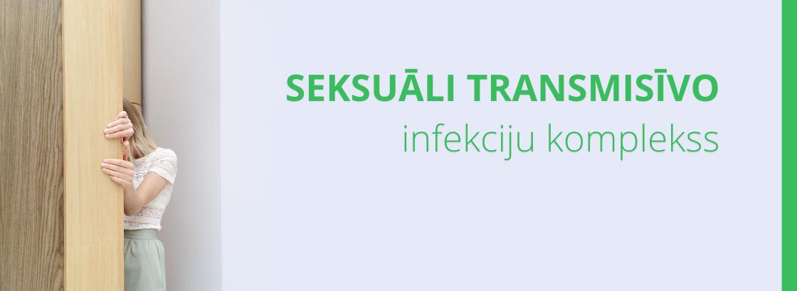 Seksuāli transmisīvo infekciju komplekss